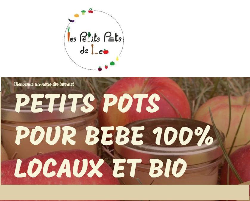 Petits Pots de Léo - Brin de Ferme