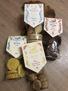 Biscuit de Noël 2020 - Les Biscuits de la Bécasse - Brin de Ferme